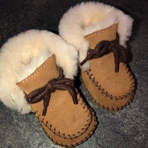 Other - UGG moccasin boots